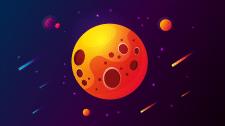 Иллюстрация Планета