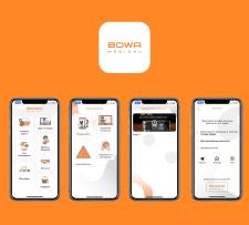 Bowa medical - приложения для компании из Германии