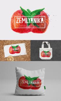 Логотип Zemlyanika
