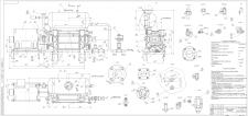 Установка компрессора водокольцевая