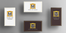 logo for MicroArtMuseum 2.0