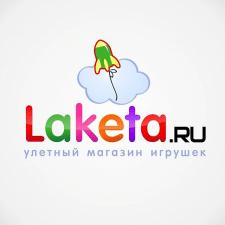 Логотип магазину іграшок
