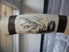 скримшоу лесистые горы