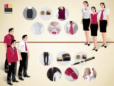 дизайн корпоративной одежды
