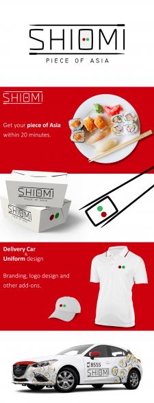 SHIOMI — Piece of Asia