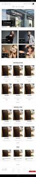Сайт бутика