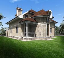 Житловий  будинок в с.Новий Мізунь,Долинський р-н