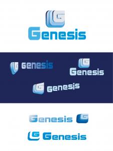 "Логотип  ""Genesis"""