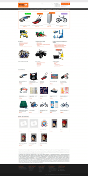 Интернет-магазин всех возможных товаров