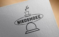 """Логотип для поставщика табака """"nikosnoke"""""""