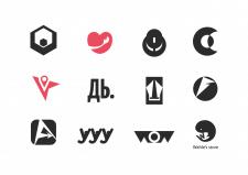 Пример логотипов