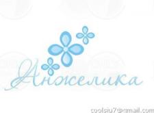 логотип Анжелика