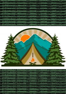 Прорисовка логотипа с референса