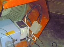 Ремонт газовой стационартной тепловой пушки Kroll