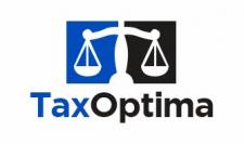Логотип для сайта taxoptima