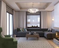 Дизайн интерьера дома в Черкассах