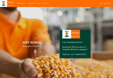 """Веб-сайт """"KWS Bonus"""""""