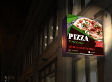 Advertisement for a restaurant