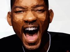 Полигональный портрет №2