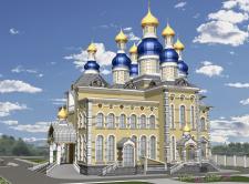 Церковь г.Луганск