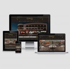 """Создание сайта - отеля """"Панорама"""""""