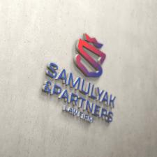 Логотип юридичної компанії