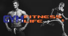 имиджевый баннер для сети фитнес клубов