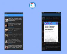 Simple News App