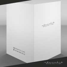 Дизайн стильних, папок для відографа (м.Вінниця)