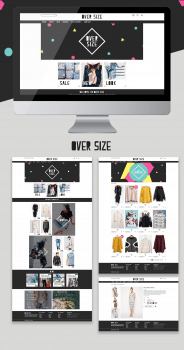 Over Size - интернет магазин одежды