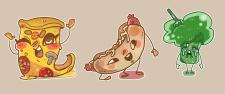 Вкусности на конкурс