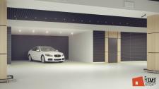 Дизайн интерьера и экстерьера салона AutoSecurity