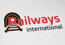 Логотип Railways