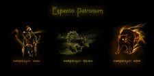 Патронусы (Гарри Поттер) - часть 1