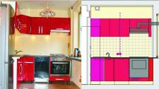 Дизайн и изготовление кухни