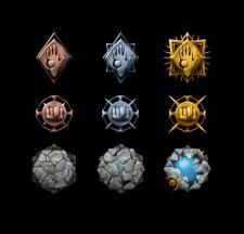 achieve badges
