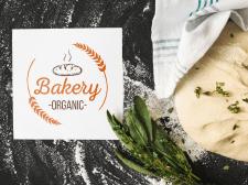 Логотип для пекарни
