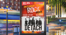«Oktober Rock Fest», ТРЦ «Караван»