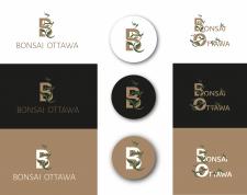 "Логотип ""Bonsai Ottawa"""