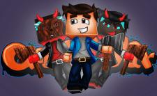 Minecraft - иллюстрация