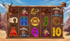 "Слот-автомат - ""Wild west"""