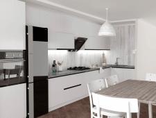 Дизайн и проектирование кухни