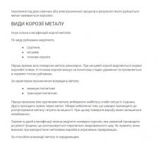 Методи захисту металів від корозії