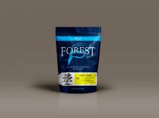 Разработка макеты упаковки пачки кофе