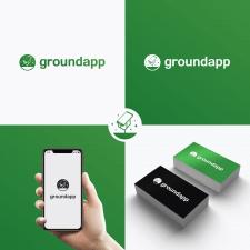 Лого groundapp