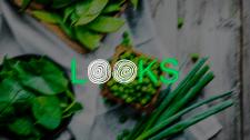 LOOKS - Лого, нейминг, слоган