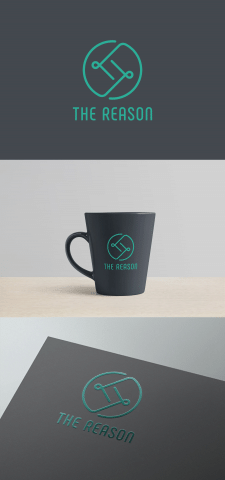 The Reason - Logo design