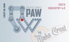 Логотип Industry 4.0 (робототехника)