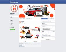 Оформление фейсбук Mayorka