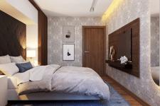 Дизайн итнерьера спальни